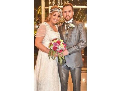 Ana y Víctor se casaron