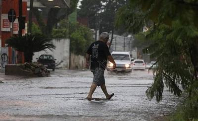 HOY / Otra jornada de lluvias y tormentas