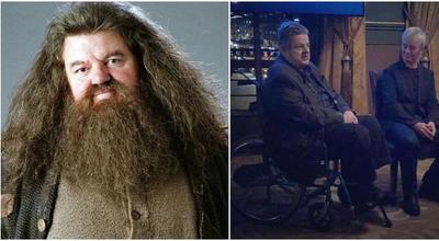 El infierno físico que padece el actor que da vida a Hagrid en Harry Potter