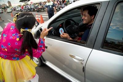Jóvenes saldrán a las calles a concienciar sobre la seguridad vial en Asunción