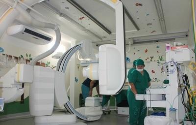 Niños accederán a cirugías cardíacas en el Pediátrico