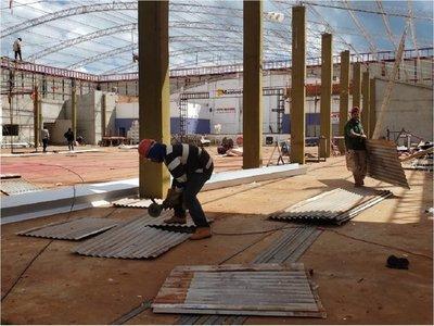 Expo Canindeyú se prepara con millonaria inversión en mejoras