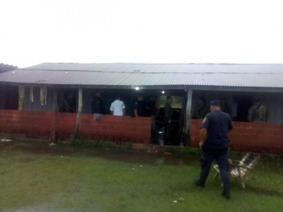 Doble homicidio en estancia de Amambay