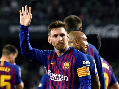 Messi consolida aún más el liderato del Barça