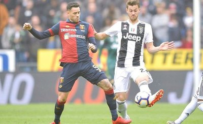 "La ""Vecchia"" Genoa: ""Tony"" vence a la Juve"