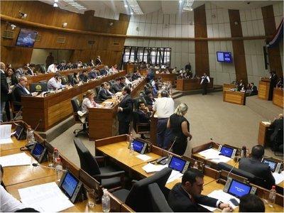 Diputados aumentó G. 10 mil millones por año su presupuesto para sueldos
