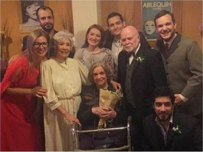 Premios Edda reconoce hoy la labor de artistas de la dramaturgia