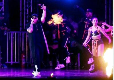 La gran fiesta de Daddy Yankee