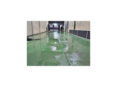 Por lluvia no hubo fútbol en el Nido