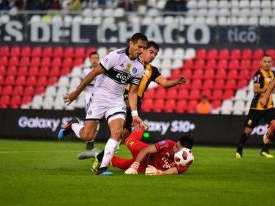 Florentín lamenta la derrota y critica el arbitraje