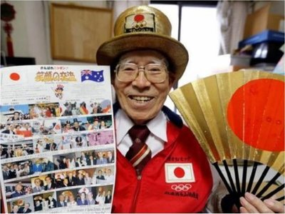 """Fallece el """"abuelo olímpico"""" que asistió a todos los JJOO desde 1964"""