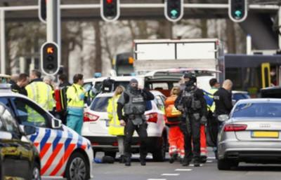 Atentado terrorista en Holanda