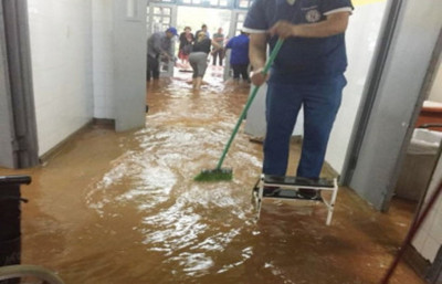 Reparan Hospital Materno Infantil de Calle'i
