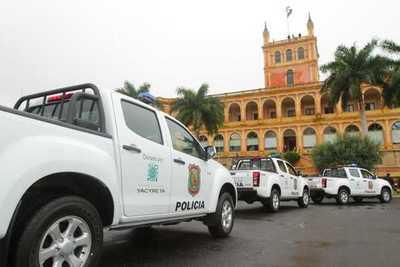 Policía Nacional recibe modernas patrulleras para fortalecer la seguridad en el país