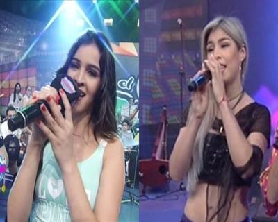 La hermana de Nadia Portillo debutó como cantante