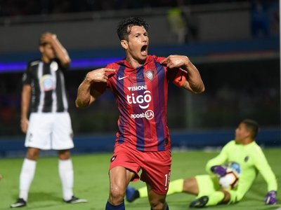 El golazo de Haedo elegido el mejor de la semana en la Libertadores