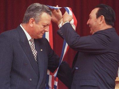 Nelson Argaña exige G. 2.000 millones por supuesto fraude en elecciones de 1992