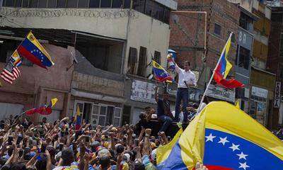El fenómeno Guaidó entusiasma en tierra chavista – Prensa 5