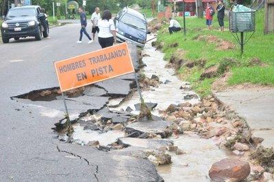 Obras de Essap, una trampa para automovilistas