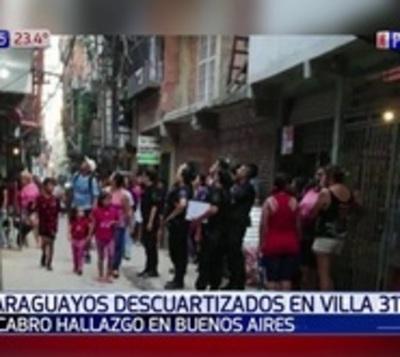Hallan a paraguaya descuartizada en Argentina
