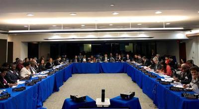 Senac presentó avances contra corrupción en reunión de seguimiento de la OEA