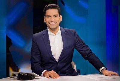 "Ismael Cala debuta en la televisión paraguaya con ""Cara a Cala"", por Ñandutí TV"