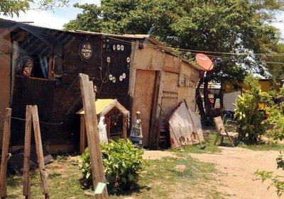 Ypané, el foco de invasiones
