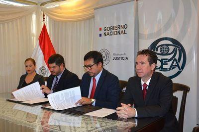 Ministerio de Justicia apuesta a capacitación de jóvenes en acceso a información pública