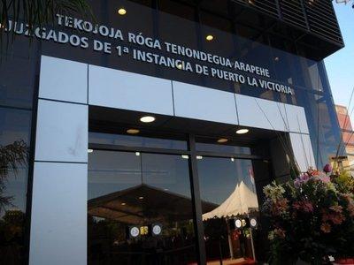 Removido juez de Puerto Casado denuncia arbitrariedad del JEM