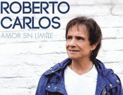 """Roberto Carlos viene con su """"Amor sin límites"""""""