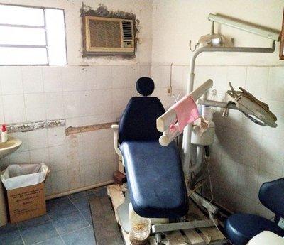 El minihospital de Diputados, sin equipos pero con tres odontólogas