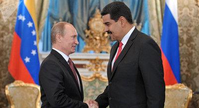 Maduro busca nuevos mercados a petróleo que enviaba a EE.UU.