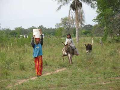 Diferentes culturas unidas por una misma necesidad: Unidos por el agua