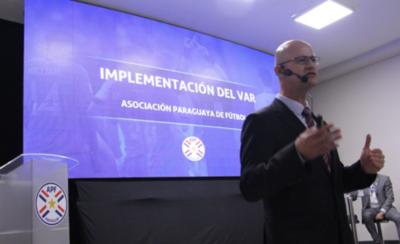 HOY / Es oficial: el VAR llega al fútbol paraguayo