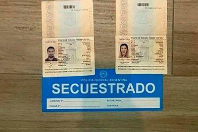 Argentina investiga a dos iraníes que ingresaron con falsos pasaportes israelíes