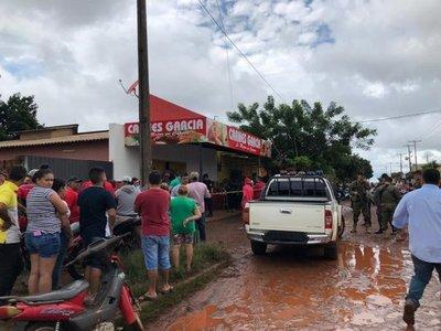 Asesinan a tiros a un hombre en Pedro Juan Caballero