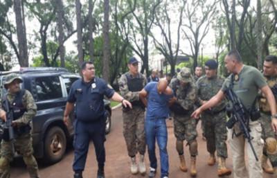 Recapturan a brasileño que se había fugado