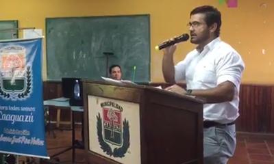 Realizan lanzamiento de Expo Feria Ambiental en Caaguazú – Prensa 5