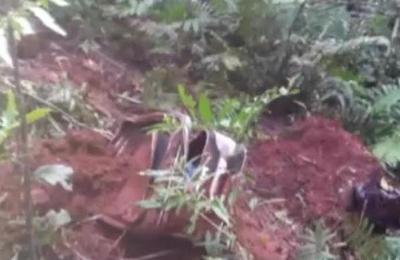 Hallan cuerpo descuartizado de una mujer en la colonia Yguazú