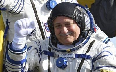 HOY / Astronauta ruso con 600 días en el espacio llega a Paraguay para incentivar a los jóvenes
