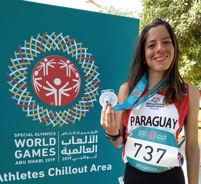 Paraguayos suman 18 medallas en Juegos Mundiales de Olimpiadas Especiales