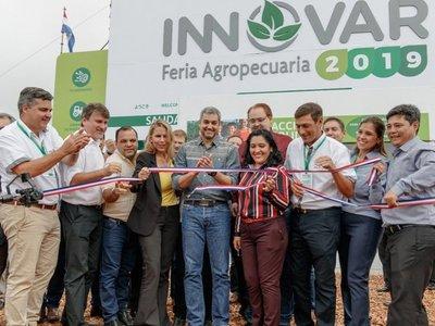 Inició una nueva edición de la feria agropecuaria Innovar
