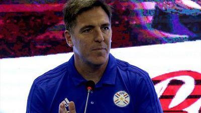 """Berizzo busca un Paraguay """"agresivo"""" en las pruebas ante Perú y México"""