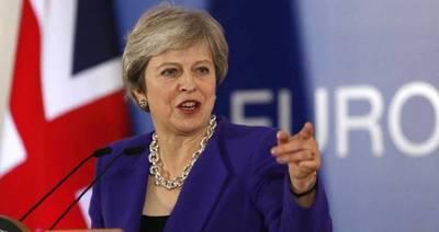 May solicitará a la UE el retraso del Brexit