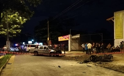 HOY / Terrible imprudencia provoca accidente fatal en Villa Elisa