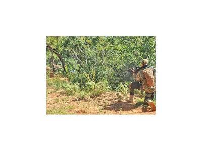 Militar de la FTC desaparece en arroyo durante una misión