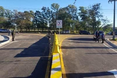 Avenida Pettirossi: multas de hasta 10 jornales por exceder velocidad