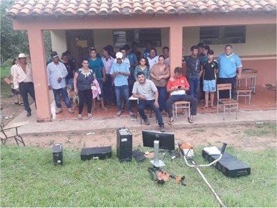 Campesinos de varios puntos del país se preparan para marcha anual