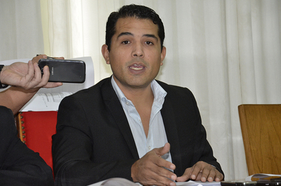 Intendente Franqueño presentó rendición de cuentas, pero no convenció a ciudadanos