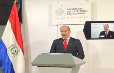 """""""En este momento no existe injerencia política en las Fuerzas Mil ..."""